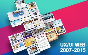 Web Projects Compilations - 2007-2015
